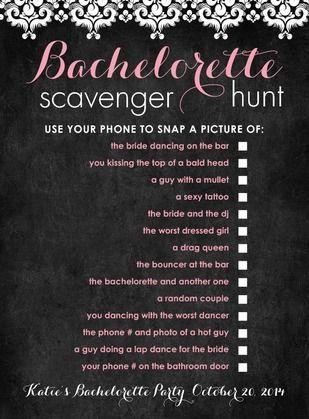 Bachelorette Party? Looks l
