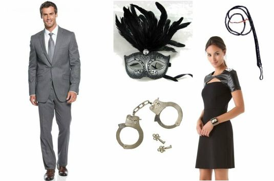 50 Totally Clever Halloween Costumes For Couples Shades