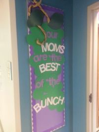 8 best images about May Bulletin Boards on Pinterest ...