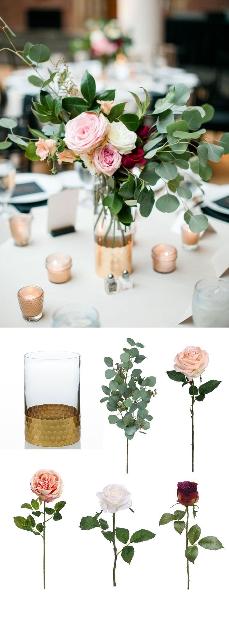 Best 25 Diy wedding centerpieces ideas on Pinterest