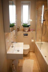 The 25+ best Small narrow bathroom ideas on Pinterest ...