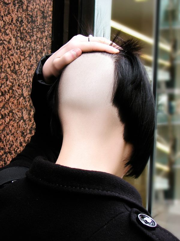 High Nape Shaved Smooth Head Shave Pinterest Smooth
