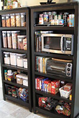 Best 25 Bookshelf pantry ideas on Pinterest  Wood crate shelves Bookshelf diy and Crates