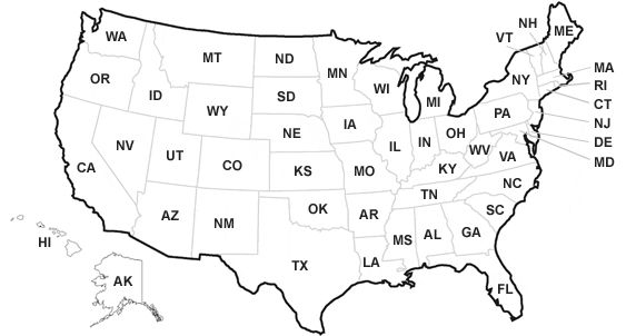 17 Best ideas about Concealed Carry Reciprocity Map on