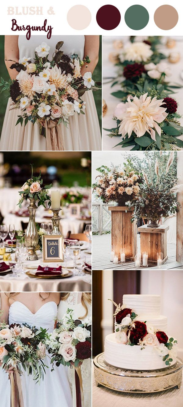 25 best ideas about Burgundy wedding colors on Pinterest  Maroon wedding colors Burgundy