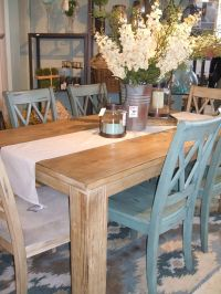 Best 20+ Farmhouse Table Chairs ideas on Pinterest