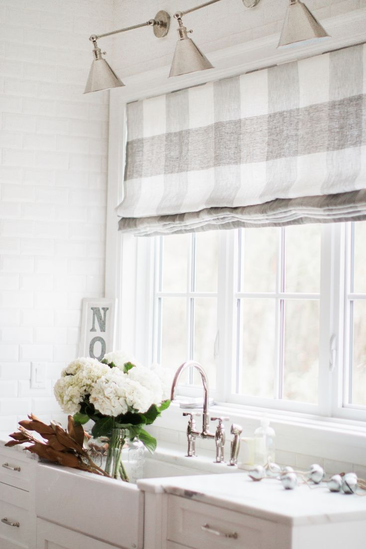 buffalo plaid chair diy lawn cushions 25+ best ideas about roman shades kitchen on pinterest | shades, blinds design and ...