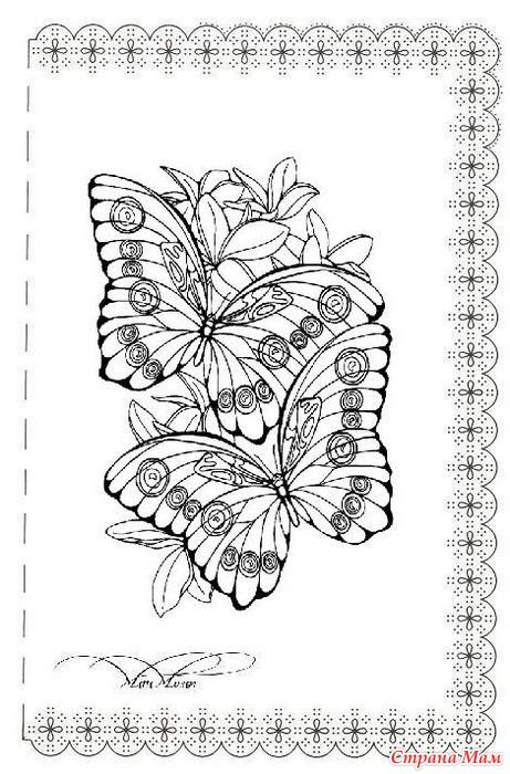1537 best images about parchment/pergamano on Pinterest