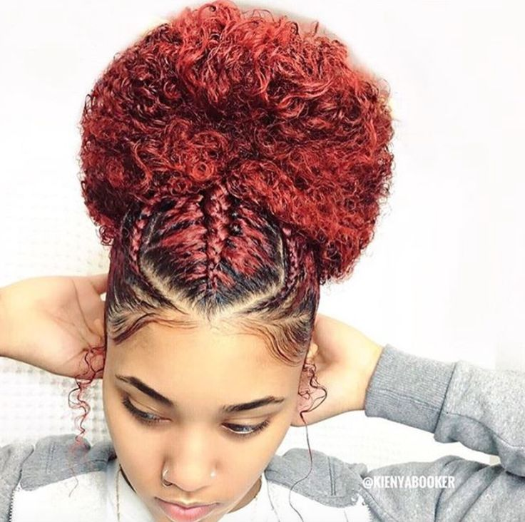 25+ best ideas about Natural Hairstyles on Pinterest