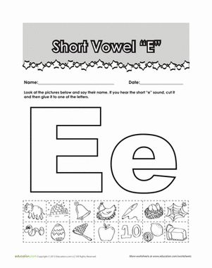 1000+ ideas about Short E Words on Pinterest