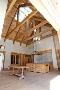 62 best images about Exposed timber trusses on Pinterest ...