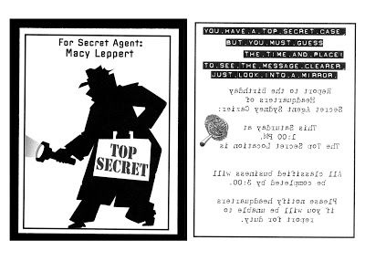 17 beste ideeën over Spion Feestje op Pinterest