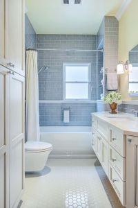Best 25+ Gray subway tiles ideas on Pinterest   Bathrooms ...