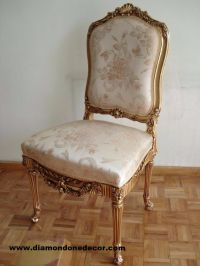 1000+ ideas about Rococo Chair on Pinterest | Louis xv ...