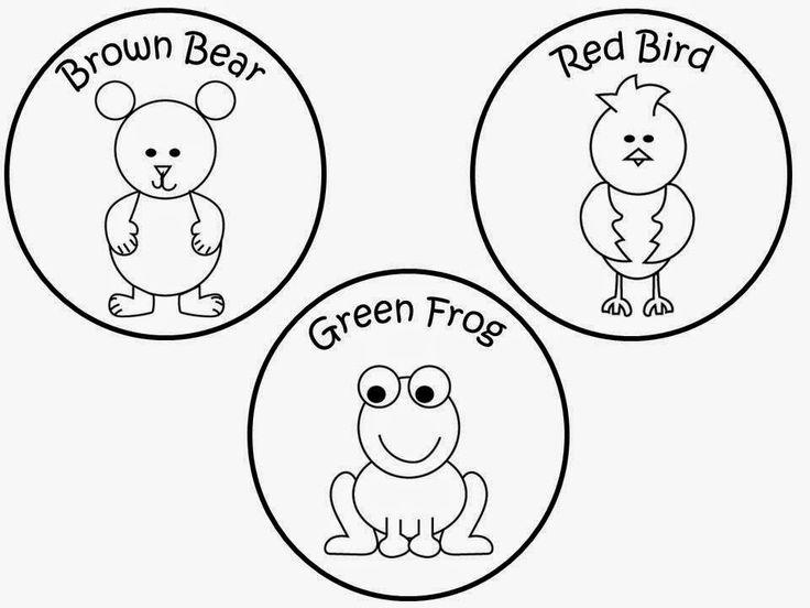 Free: Brown Bear, Brown Bear What Do You See? (Bill Martin