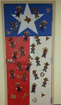 Rodeo door | Classroom ideas | Pinterest | Rodeo ...