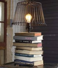 Drills, Lamps and Book lamp on Pinterest