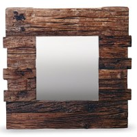 17 Best images about Reclaimed Wood Mirrors on Pinterest