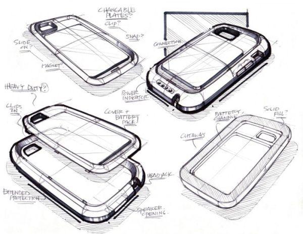Sketch Work by Jake Dunham at Coroflotcom Sketchs