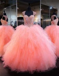 17 Best ideas about Coral Prom Dresses on Pinterest ...