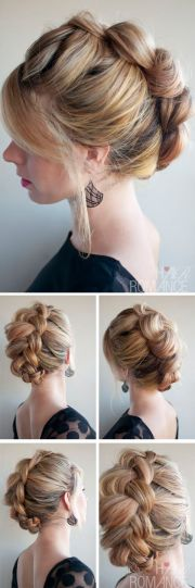 ideas chic hairstyles