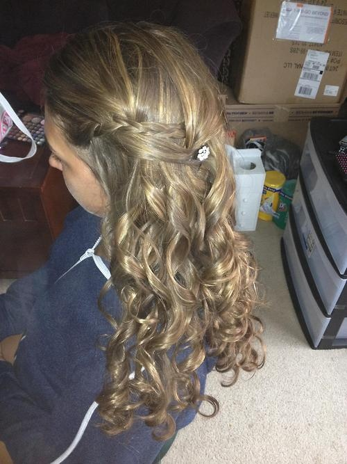 20 best images about Quinceanera Hairstyles on Pinterest