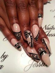 versace nail