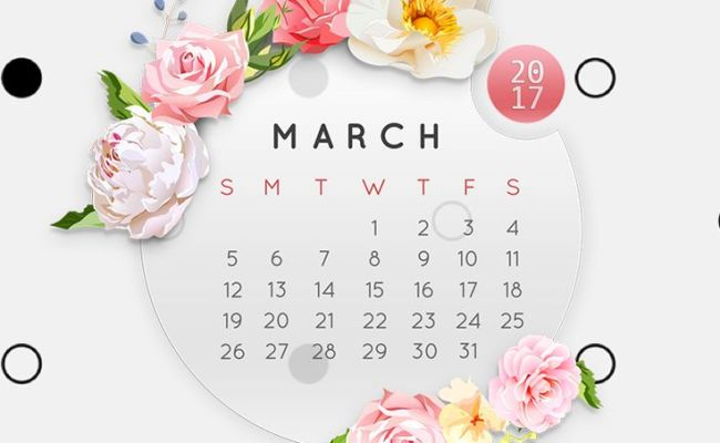 1000 Images About March Calendar Wallpaper On Pinterest