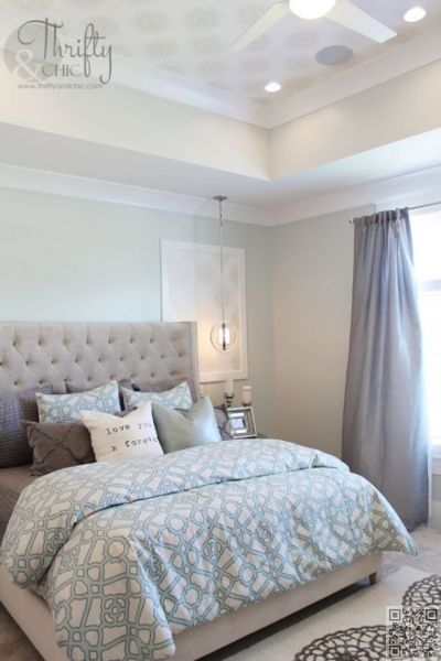 simple light blue walls master bedroom 25+ best ideas about Light blue bedding on Pinterest