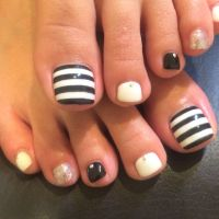 25+ best ideas about Easy toe nails on Pinterest | Toe ...