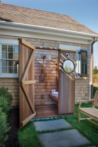 25+ best ideas about Outdoor Pool Bathroom on Pinterest