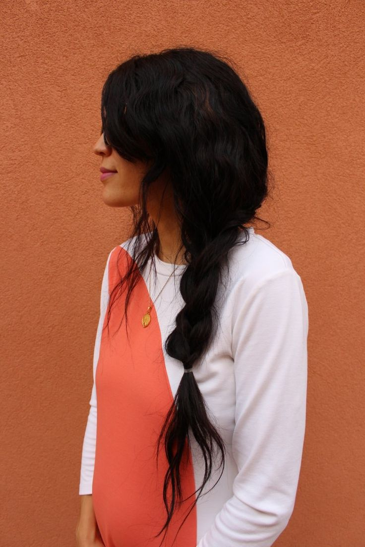 1000+ ideas about Side Braid Tutorial on Pinterest