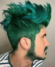 1000 coloured hair