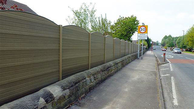 17 Best Ideas About Composite Fencing On Pinterest
