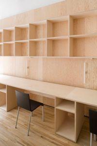 25+ best ideas about Plywood desk on Pinterest | Office ...