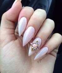 17 Best images about WHITE NAILS on Pinterest | Chanel ...