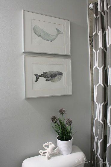 25 best ideas about Whale Bathroom on Pinterest  Nautical bathrooms Nautical bath and