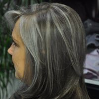 511 best images about My Salt and Pepper Hair on Pinterest ...