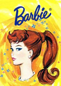 89 best images about BARBIE FASHION ART ~ DRAWINGS ...