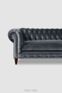 Best 25+ Grey velvet sofa ideas on Pinterest | Gray velvet ...
