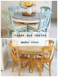 Best 25+ Painting kitchen chairs ideas on Pinterest