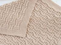 1000+ ideas about Beginner Knitting Blanket on Pinterest ...