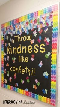 1000+ ideas about Kindness Bulletin Board on Pinterest