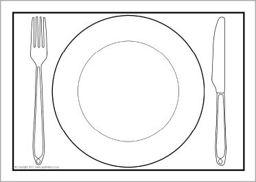 Dinner plates, Placemat and Plates on Pinterest