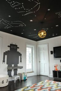 17 Best ideas about Black Ceiling on Pinterest