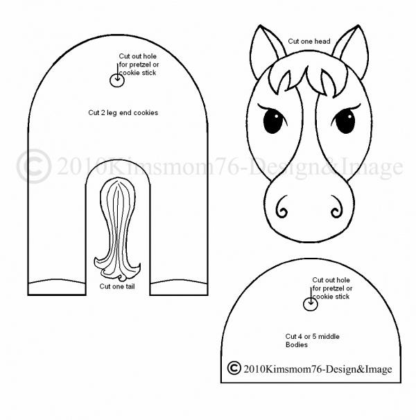 1000+ ideas about Fondant Horse Tutorial on Pinterest