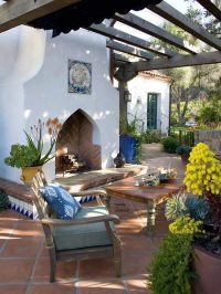 11 best images about Spanish style patio on Pinterest ...