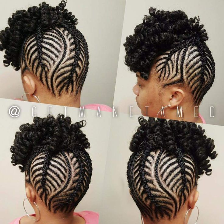1022 Best Images About Natural Hair Hairstyles On Pinterest
