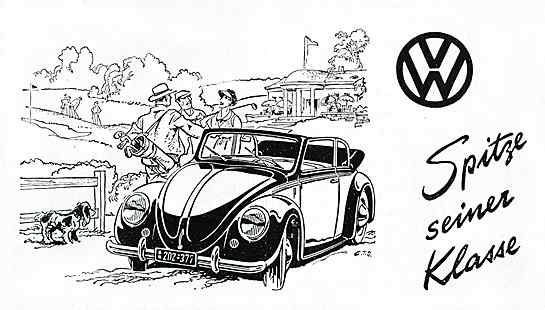 1000+ images about VW Beetle Convertible on Pinterest