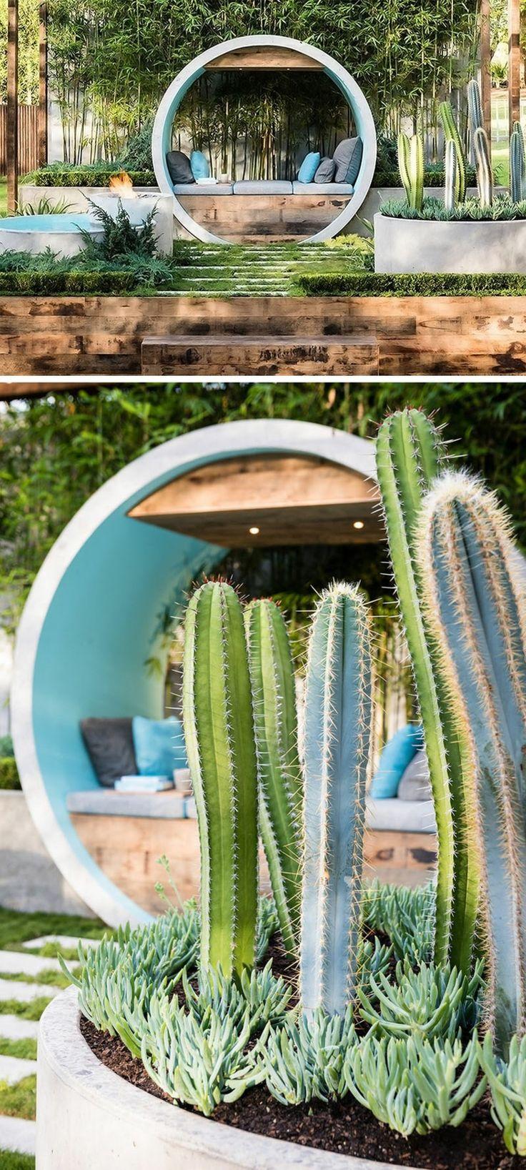 pflanzkubel aus beton fur hochbeete moderne gartengestaltungen, Gartengerate ideen